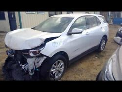 White Trunk/hatch/tailgate With Privacy Tint Opt Ako Fits 18-19 Equinox 470696