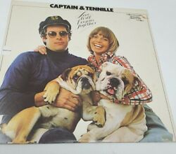 Love Will Keep Us Together By Captain And Tennille Vinyl, Aandm Usa