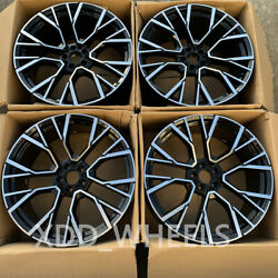 22 New Competition Style Staggered Forged Wheels Rims Fit 2018+ Bmw X3 X4