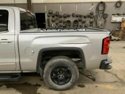 2014-2018 Gmc Sierra 1500 Pickup Bed 5and0399 Box Damage On Left Side