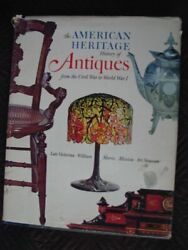 American Heritage History Of Antiques From Civil War To By Marshall B. Davidson