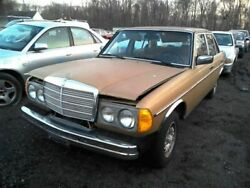 Automatic Transmission 123 Type 300cd Fits 81-84 Mercedes 300d 1618286