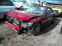 2017 Ford Mustang Automatic Transmission 2.3l