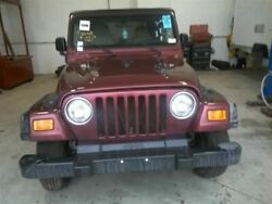 Rear Axle Excluding Unlimited Spicer 35 3.73 Ratio Fits 03-06 Wrangler 2246530