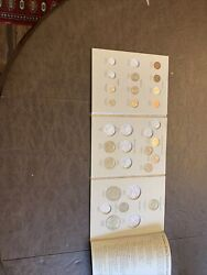Us Rare Coins Of The 20th Century Not Complete Harris Book.