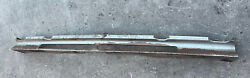 1964 Ford Fairlane 500 Sport Coupe Lower Valance Filler Front Bumper Grille 1963