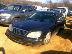 Motor Engine 220 Type S500 Fits 99-06 Mercedes S-class 2105705