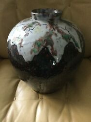 Studio Pottery By Royal Doulton Limited Edition In Good Condition 36 High.
