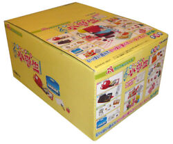 Rare 2006 Re-ment Primary School Student Stationery Full Set Of 10 Pcs