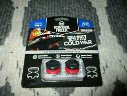 NEW KONTROL FREEK CALL OF DUTY BLACK OPS COLD WAR PERFORMANCE THUMBSTICKS PS4 $13.99