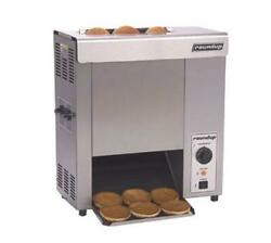 A.j. Antunes - Roundup Stainless Steel Vertical Contact Toaster W/ Control Dial