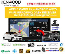 Kenwood Dnx9190dabs For Suzuki Ignis 2017-2018 Mf Car Stereo Upgrade