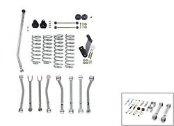 Rubicon Express For 07-18 Wrangler Jk Standard Front And Rear Suspension Re7120t