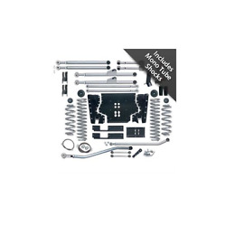 Rubicon Expr. For 03-06 Wrangler Extreme Duty Standard And Rear Suspension Re7215m