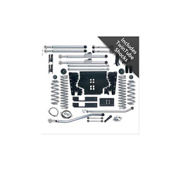 Rubicon Expr. For 97-02 Wrangler Extreme Duty Standard And Rear Suspension Re7204t