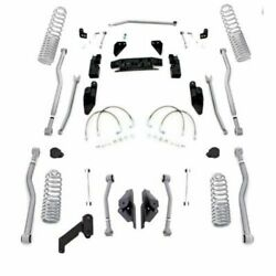 Rubicon Expr. For 07-18 Wrangler Jk Extreme-duty Progressive Coil And Rear Jk4423p