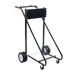 315 Lbs Outboard Heavy Duty Boat Motor Stand Carrier Cart Dolly - New Cy