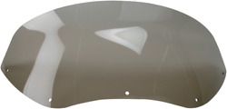 Wind Vest 62-1010 Replacement Screen 10in. Light Smoke