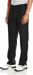Louis Raphael Golf Men's Flat Front Performance Stretch Fabric And Moisture Wick