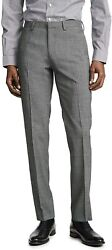Theory Men's Marled Suiting Mayer Pants