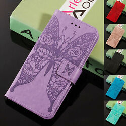 Luxury Card Wallet Stand Case Cover Leather For LG Stylo 6 5 G8S K50 K30 G9 V40 $8.49