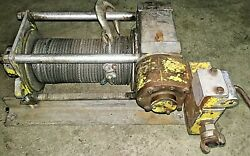 Beebe Air Tugger Pneumatic Winch Dinky Tugger Model 1000p-60-12