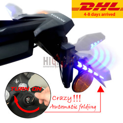 Folding Closer System Fold Flowing Led Auto Electric Indicator Turn Signal Light