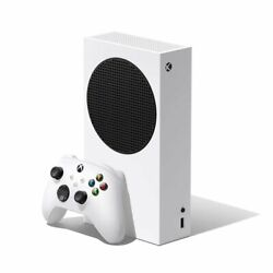 New And Sealed Microsoft Xbox Series S 512gb Video Game Console Ships Today