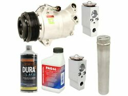 For 2006 Toyota Sienna A/c Compressor Kit Front And Rear 46383tc A/c Compressor