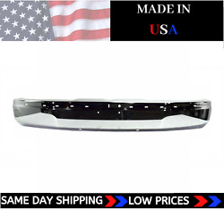 New Usa Made Front Bumper For Chevrolet Express Gmc Savana Ships Today