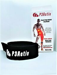 Back Pain, Sciatica, Knee Pain Tension Relief-acupressure-leg Band