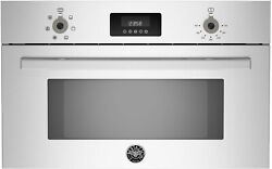 Bertazzoni 30 Stainless Steel Single Electric Convection Speed Oven - Proso30x