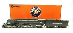 Lionel 6-38031 Southern Pacific Ac-9 Steam Loco W/tmcc Railsounds Odyssey Ln