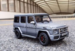 118 Scale Almost Real Mercedes-benz G65 Amg W463 2017 Metal Diecast Model Car