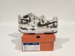 Extremely Rare 1 Of 24 Brand New 2005 Nike Air Force Training Camp Sample
