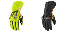 Icon Hypersport Gp Leather Motorcycle Gloves