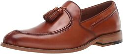 Stacy Adams Menand039s Donovan Tassel Slip-on Loafer Oxford Shoes