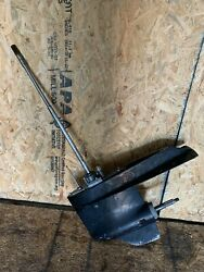 """Force Outboard 120 Lower Unit 25"""" Gearcase"""