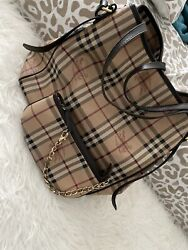 Burberry Large Authenic Tote $675.00