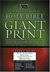 The Holy Bible Containing The Old And New Testaments/king James Version/giant ..