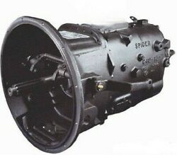 Es43-5d Rebuilt Ttc 5 Speed Trans Spicer Free Shipping - No Core Charge