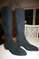 Aquatalia Nicolette Black Women#x27;s Shoes Size 9 M Boots MSRP $495 $145.99