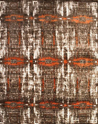 Hand-knotted Rug Carpet 7'10x10'1, Gabeh Mint Condition