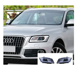 For Audi Q5 Led Headlights Led Drl 2009-2017 Replace Oem Headlight Sequential