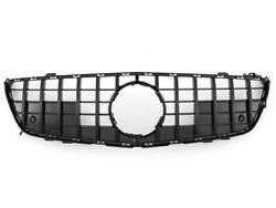 Mercedes R231 Sl Panamericana Grille Gloss Black From 2013 Until March 2016
