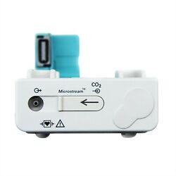 Philips Intellivue M3015a Mms Microstream Co2 Extension Module