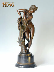 22and039and039 Art Deco Sculpture Greek Mythology Apollo Man Statue