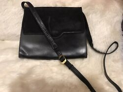 Salvatore Ferragamo Vintage Black Bag $24.99