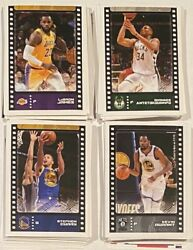 2019-20 Panini Sticker Collection 1-400 You Pick Lebron Giannis Curry Etc 🔥