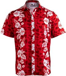 Meats In The Sun   Funny Bbq Grilling Hawaiian Button Down Polo Party Shirt Men